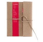 SenseBook Flap carnet à rabat A4 quadrillé