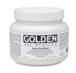 GOLDEN 946 ml Heavy Gel Semi Gloss