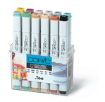 Set COPIC MARKER - 12 couleur Pastel
