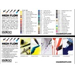HIGH FLOW Flyer booklet