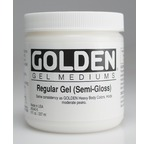 GOLDEN 236 ml Regular Gel Semi Gloss