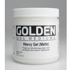 GOLDEN 236 ml Heavy Gel Matte