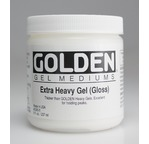 Extra Heavy Gel (gloss) - Gel de structure forte densité (brillant) 236 ml