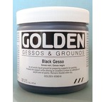 Black Gesso - Gesso Noir 236 ml
