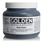 Black Gesso 946 ml