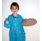 Blouse de peinture Corot Modèle Enfant