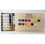Set WILLIAMSBURG Basic I - 13 Couleurs, 12 couleurs 37 ml + blanc 150ml