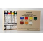 Set WILLIAMSBURG Basic II - 7 Couleurs, 6 couleurs 37ml + blanc 150ml