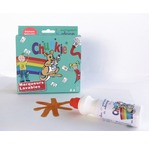 CHUNKIE set of 4 tropical-coloured markers