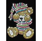 ART SEQUIN - Teddy Bear