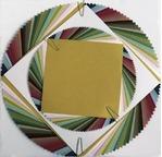 ORIGAMI, 15x15 et 10x10 cm, 32 couleurs