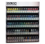 GOLDEN FLUIDS 85 colour display (x3 30ml slots)