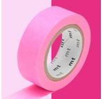 MT 1P Uni - shocking pink