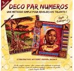 Deco par numéro - Souvenirs d'Afrique