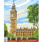 Peinture par N° débutant - Big Ben