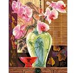 Maxi Peinture par N° - Orchidées