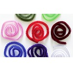 Pack of 10 chenilles Ø 8 mm - L 50 cm - Assorted colours