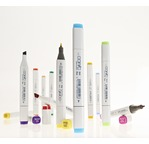 COPIC MARKER  214 couleurs