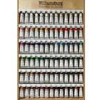 WILLIAMSBURG 78 colour display - 37 ml