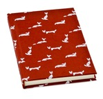 PAPERTREE CHAZEN Mini Journal A6 Rouge/Red