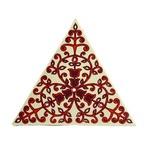 """Papertree SITARA Gift Box """"Prism"""" Red"""