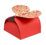 PAPERTREE PASSION Florets - Set 5 pièces Rouge