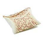 "Papertree TAJ ""Chic"" Pillow Pouch 15x10,5 Aqua - set of 2"