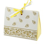 Papertree SERENITY Choco Box Red- set of 2