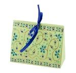 PAPERTREE  SITARA Choco box - Anis - 2 pièces