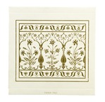 Papertree MINAKARI Gift Env 15x15 (CD) Plum/Silver