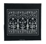 PAPERTREE MINAKARI Enveloppe CD-Noir/Argent