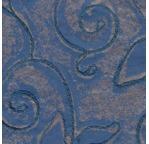PAPERTREE DS 100g BRONZE Bleu impr+brodé
