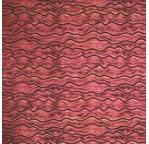 PAPERTREE DS 120g WAVES Noir/rouge Métal