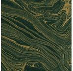 PAPERTREE 50*70 110g MARBRE GOLD Black