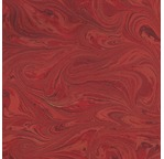 PAPERTREE 50*70 110g MARBRE ITALIEN Rouge