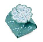 PAPERTREE ISPAHAN Florets - Set 5 pièces Bleu