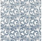 PAPERTREE 50*70 100g ANGELINA Blue/White