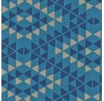 PAPERTREE 50*70 100g KAZUO Bleu canard
