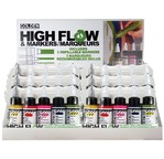 HIGH FLOW - 8 MARKER SETS - COUNTER TOP DISPLAY