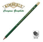 Crayon Graphite Kimberly 2B - embout métal
