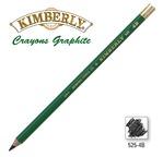 Crayon Graphite Kimberly 4B - embout métal