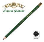 Crayon Graphite Kimberly 6B - embout métal