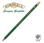 Crayon Graphite Kimberly HB - embout métal
