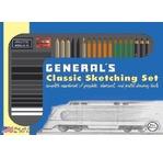 Set Esquisse et Dessin General Pencil