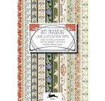 PEPIN Livre étiquettes et autocollants 17,2x24cm Art Nouveau pp 9,95€