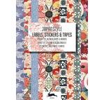 PEPIN Livre étiquettes/autocollants 17,2x24cm Style Japonais pp 9,95€