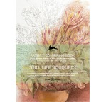 PEPIN Livre à colorier pour artiste 25x34,5cm Fleurs pp 12,95€