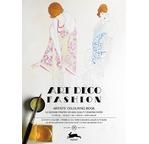 PEPIN Livre à colorier pour artiste 25x34,5cm Mode Art Deco pp 12,95€