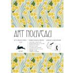 PEPIN Livre de Papiers Cadeaux 25x34,5cm 1-Art Nouveau pp 12,95€