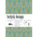 PEPIN Livre de Papiers Cadeaux 25x34,5cm 2-Designs Turcs pp 12,95€